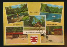 Enschede - Wooldrikspark [AA39-6.453 - Holanda