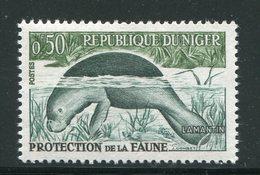 NIGER- Y&T N°96A- Neuf Sans Charnière ** (lamantins) - Niger (1960-...)