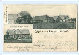 XX00113-3118/ Gruß Aus Groß-Häsebeck  Bad Bevensen AK 1904 - Deutschland