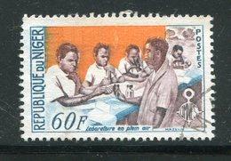 NIGER- Y&T N°148- Oblitéré - Niger (1960-...)