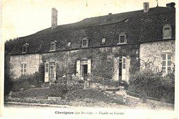 Carte Postale Ancienne De CHEVIGNES - Altri Comuni