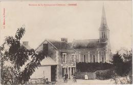 CARTE POSTALE   Environs De La Fresnaye Sur Chédouet.CHASSE 72 - Autres Communes