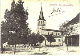 Carte Postale Ancienne De CORMATIN - Francia