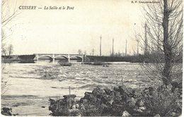 Carte Postale Ancienne De CUISERY - Francia