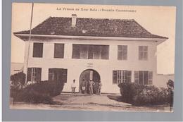 CAMEROUN Kamerun La Prison De New Bele (Douala) Ca 1915 OLD POSTCARD - Cameroon