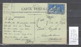 France - Yvert 214 - Seul Sur Lettre - Arts Decoratifs Pour Les Pays Bas - 1925 - - Marcophilie (Lettres)