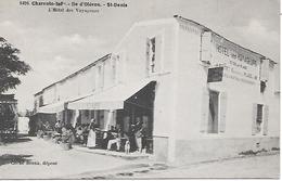 SAINT - DENIS ( 17 ) - Hôtel Des Voyageurs - Ile D'Oléron