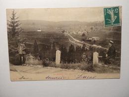 La Chaux - Pres Ste - Croix (5026) - VD Vaud