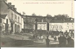 72 SILLE LE GUILLAUME Place Du Marché - Sille Le Guillaume