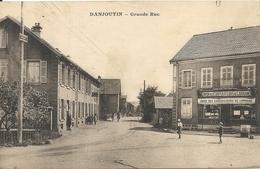 *GRANDE RUE - Danjoutin