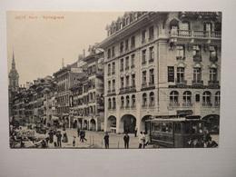 Bern  - Spitalgasse - Strassenbahn  (5029) - BE Berne