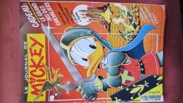 JOURNAL DE MICKEY N° 2017. Année 1991 - Journal De Mickey