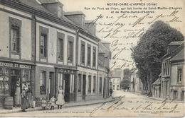 NOTRE DAME D' ASPRES Rue Du Pont De L' Iton - France