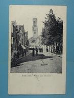 Bruges Rue Des Pierres - Brugge