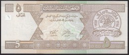 Afganistani 5 Afgani 2002 P66 UNC - Afghanistan