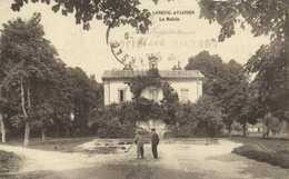 LONGVIC AVIATION  La Mairie RV  Cachet Mlitaire - France