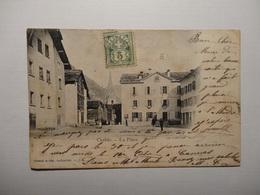 Châble - La Place  ( Verbier ) 1903 (5039) - VS Valais