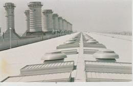 19 / 4 / 241  -  POWER STATION AT ABU FONTAS  - ( QATAR ) C P M - Qatar