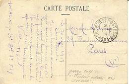 ARMEE D'ORIENT - 1916-1918 - C P A De Salonique Du S P 501- A   Sakulevo - Storia Postale