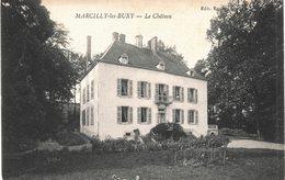 Carte Postale Ancienne De MARCILLY Les BUXY - Altri Comuni
