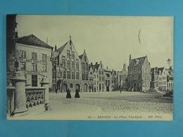 Bruges La Place Van Eyck - Brugge