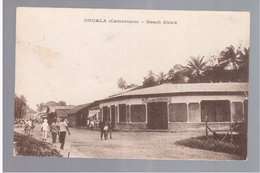 CAMEROUN Kamerun Douala - Beach Akwa Ca 1920 OLD POSTCARD - Cameroon