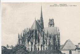 CPA - France - (45) Loiret - Orléans - Abside De La Cathédrale - Orleans