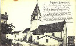 Carte Postale Ancienne De MILLY - Altri Comuni
