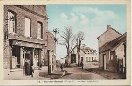 NOYELLES GODAULT Rue Jules Ferry - France