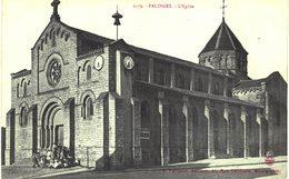Carte Postale Ancienne De PALINGES - France