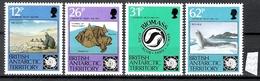 British Antarctic Territory 1991 30th Anniv Of Antarctic Treaty MNH CV £6.75 - Unused Stamps