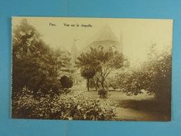 Néchin Pensionnat De N-D Des Anges Vue Sur La Chapelle - Estaimpuis