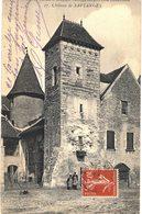Carte Postale Ancienne De SAVIANGES - France