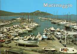 - CPM MACINAGGIO (20) - Le Port 1989 - Editions YVON 0732 - - Francia
