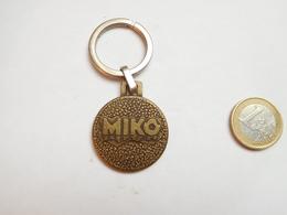 Porte Clés , Glaces Miko - Porte-clefs