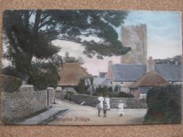 Hsington Village, Devon - Pre 1918 - England