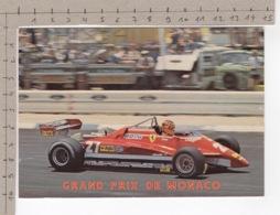 Grand Prix De Monaco - Ferrari - Grand Prix / F1