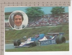 Patrick Depailler - Ligier Gitanes JS 11 - Formule 1 - 1979 - Grand Prix / F1