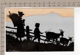 Chèvre / Ziege / Goat / Capra - Animaux & Faune