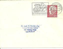 Stempel: Wilhelm Busch - Max Und Moritz - Künste