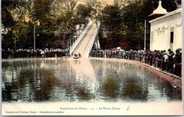 54 NANCY - Exposition - Le Water Chute (manège) - Nancy