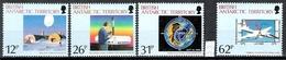 British Antarctic Territory 1991 Antarctic Ozone Hole MNH CV £6.70 - Unused Stamps