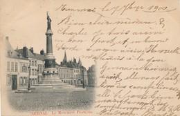 CPA - Belgique - Tournai - Le Monument Français - Doornik