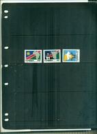 NAMIBIE INDEPENDANCE 3 VAL NEUFS A PARTIR DE 0.60 EUROS - Namibie (1990- ...)