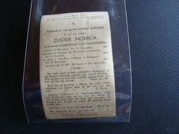 Zuster Monica ( Clementine Van Vaerenberg) Geboren Te Wambeek In 1861, Overleden Te Kraainem In 1943 - Obituary Notices