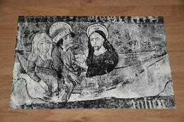 8843-   GENT  GAND, ST. BAAFSKATHEDRAAL, KRYPTE  FRESCO - Gent
