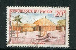 NIGER- Y&T N°151- Oblitéré - Niger (1960-...)