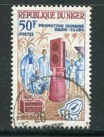 NIGER- Y&T N°171- Oblitéré - Niger (1960-...)