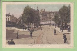 NANCY : La Place Saint Jean. TBE. 2 Scans. Edition J.F. - Nancy