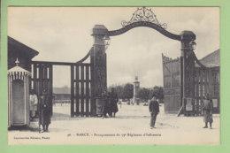 NANCY : Baraquement Du 79e Régiment D'Infanterie. TBE. 2 Scans. Edition Imprimeries Réunies - Nancy